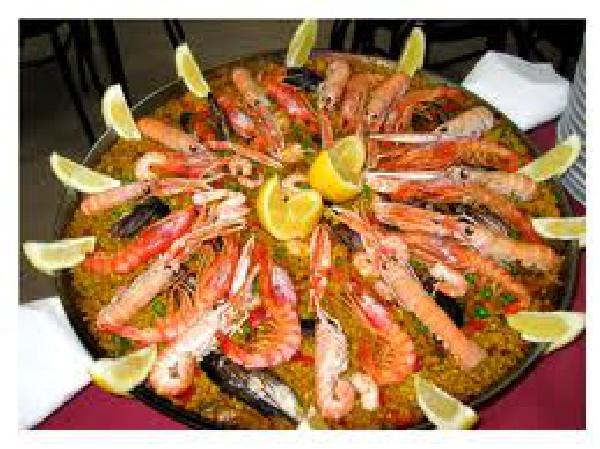 Sur commande nous vous proposons des pa&euml;llas , poulet , poissons ou mixtes . a partir de 13,00€.<br /> (toutes les suggestions sont sur www.abbema.be)