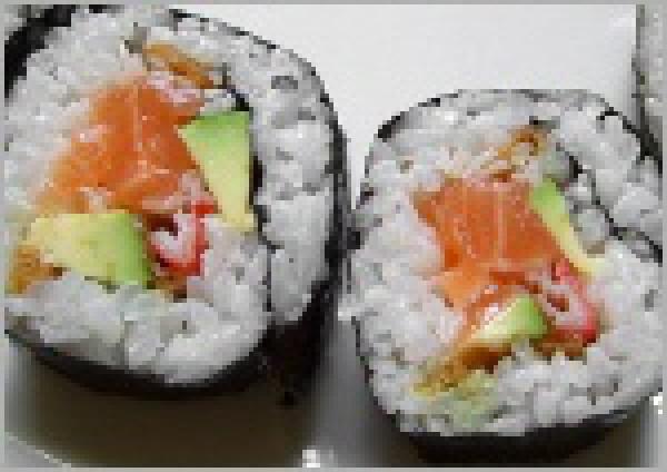 sur commande nous vous proposons des sushis - makis - tepakis - plateau d&eacute;gustation avec plusieurs vari&eacute;t&eacute;s sauce soja et wasabi a partir de 13,50€<br /> (toutes les suggestions sont sur www.abbema.be)